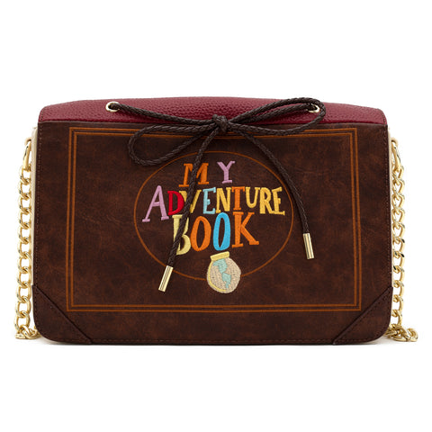 Pixar Stitch Shoppe Up My Adventure Book Handbag