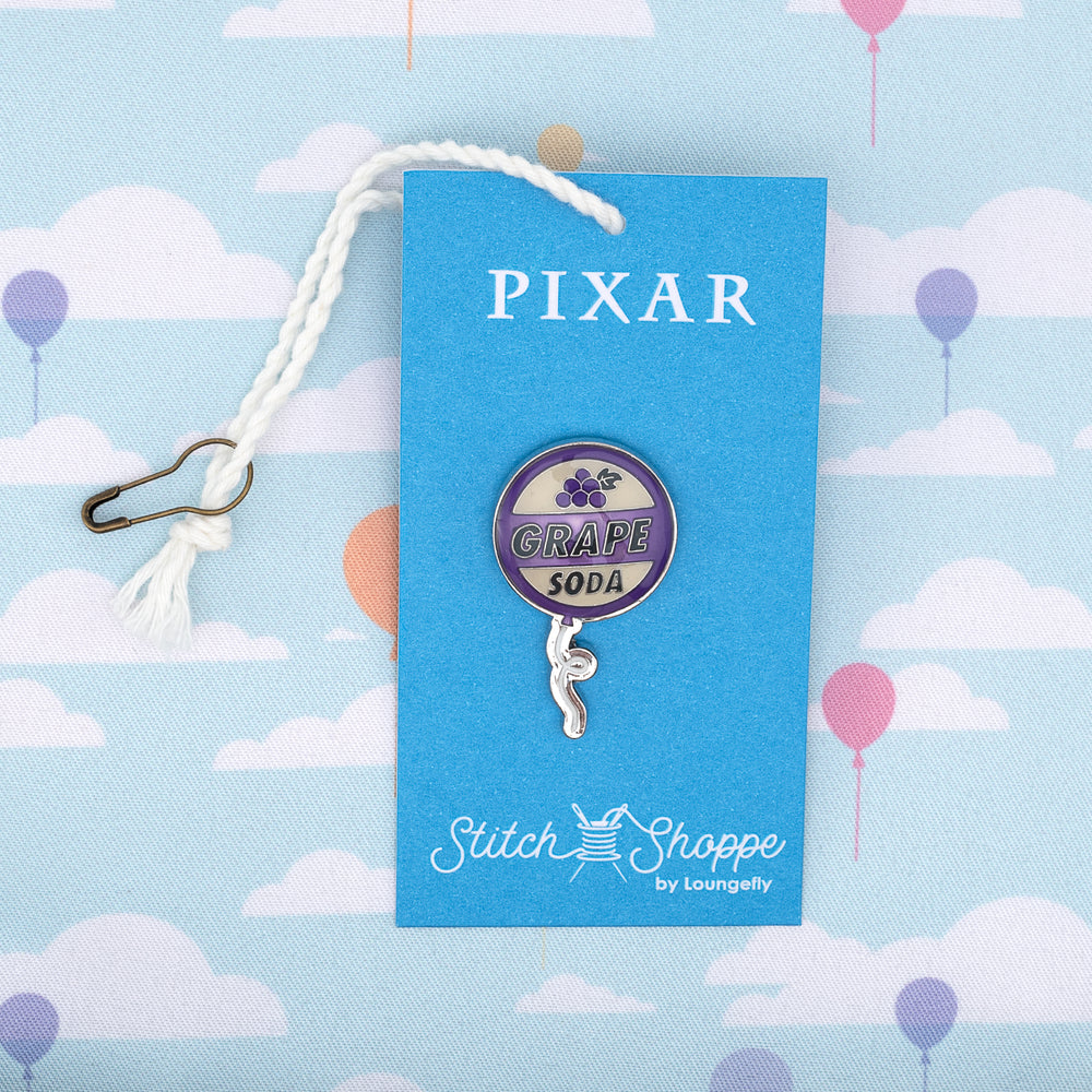Pixar Stitch Shoppe Up My Adventure Book Handbag-zoom