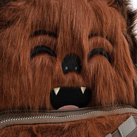 Loungefly X Star Wars Chewbacca Cosplay Mini Backpack