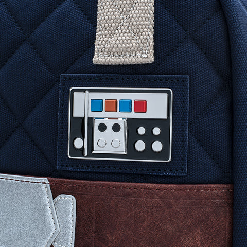 LF X Star Wars Empire Strikes Back 40th Anniversary Han Solo Hoth Canvas Backpack