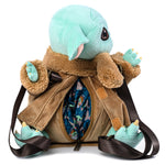 2020 Fall Virtual Con Star Wars The Mandalorian Child Plush Backpack