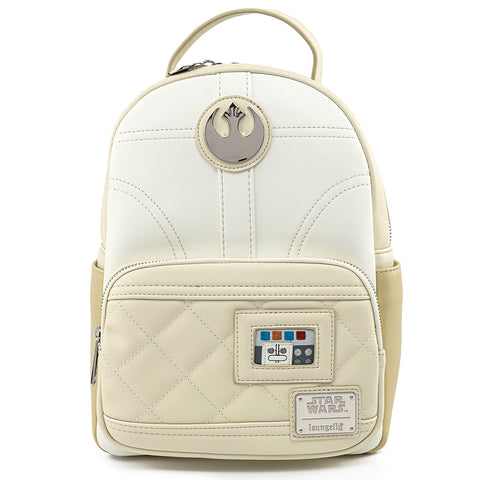 Star Wars Princess Leia Hoth Cosplay Mini Backpack