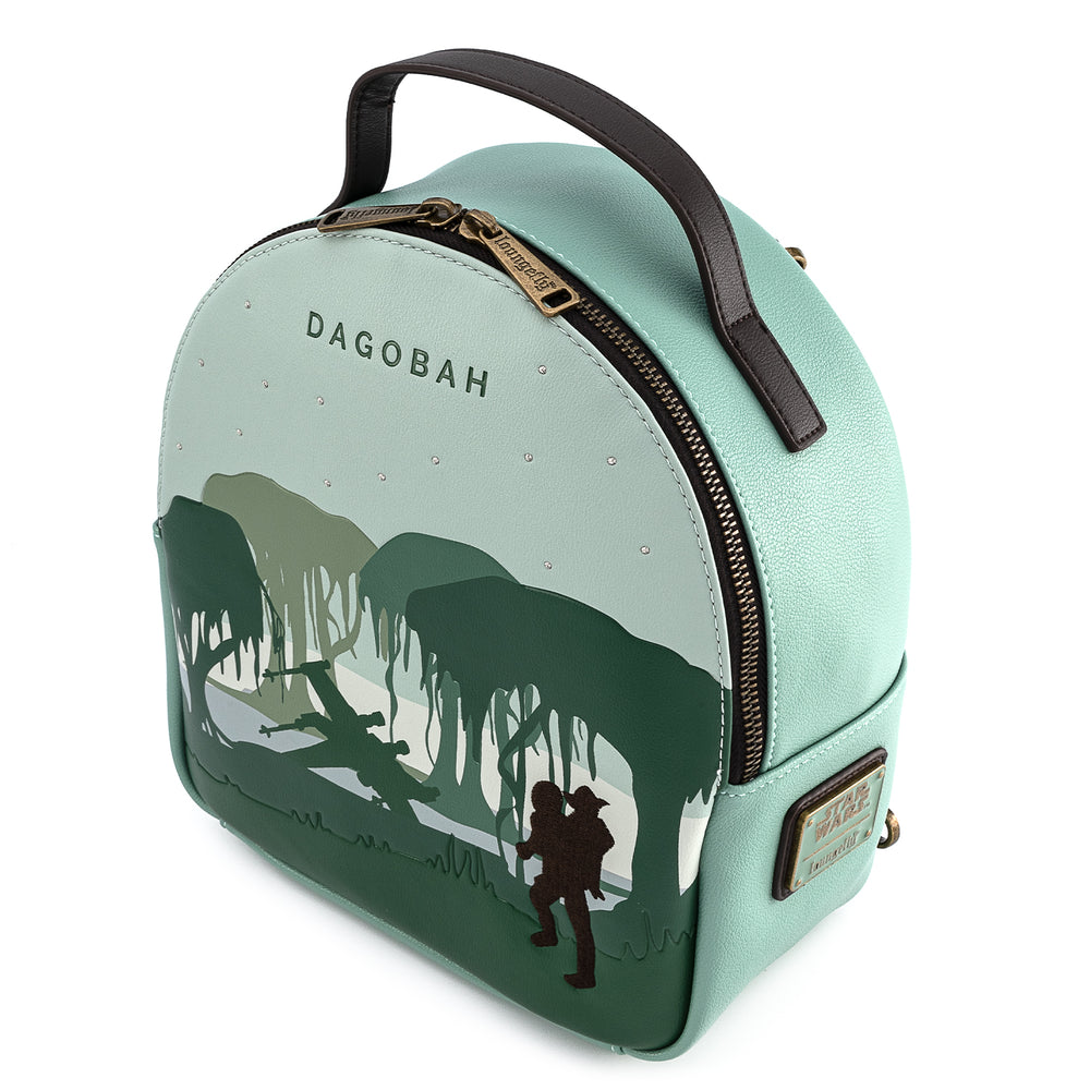 Star Wars Dagobah Convertible Mini Backpack Set-zoom