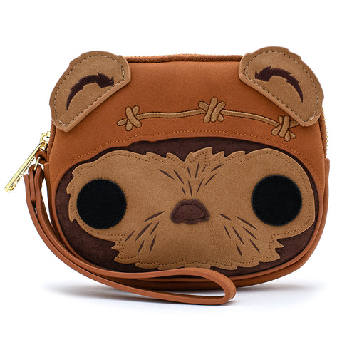 POP! by LF X Star Wars Wicket W. Warrick Pop Head Wristlet