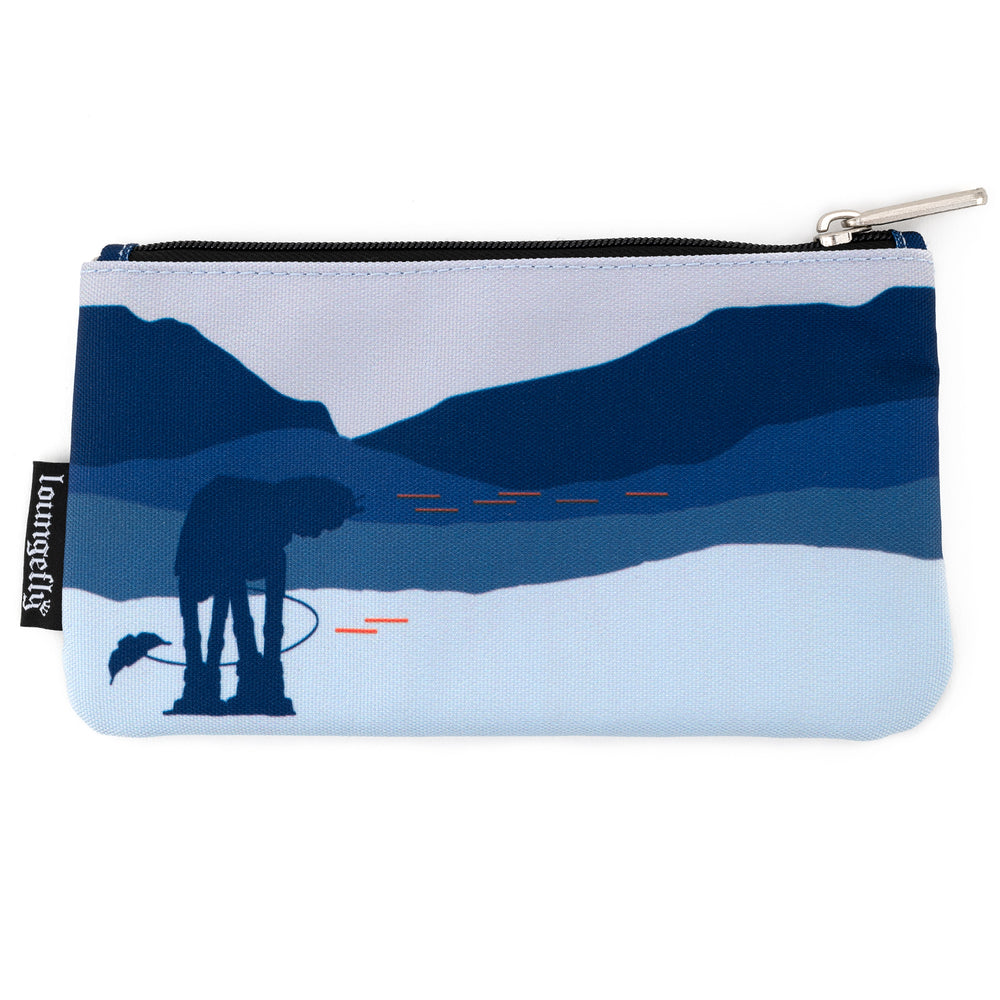 Loungefly X Star Wars Hoth AT-AT Nylon Pouch-zoom