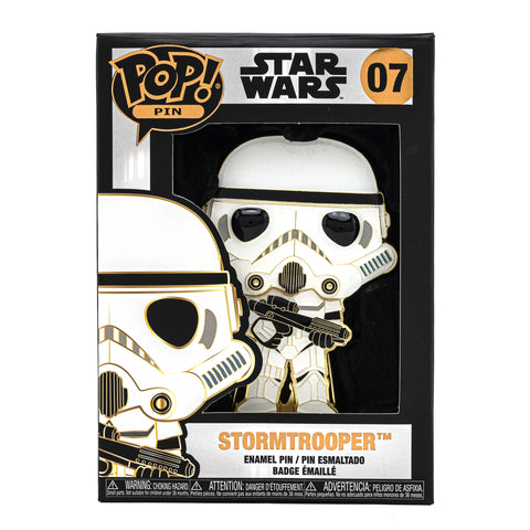 Star Wars Stormtrooper Funko Pop! Pin
