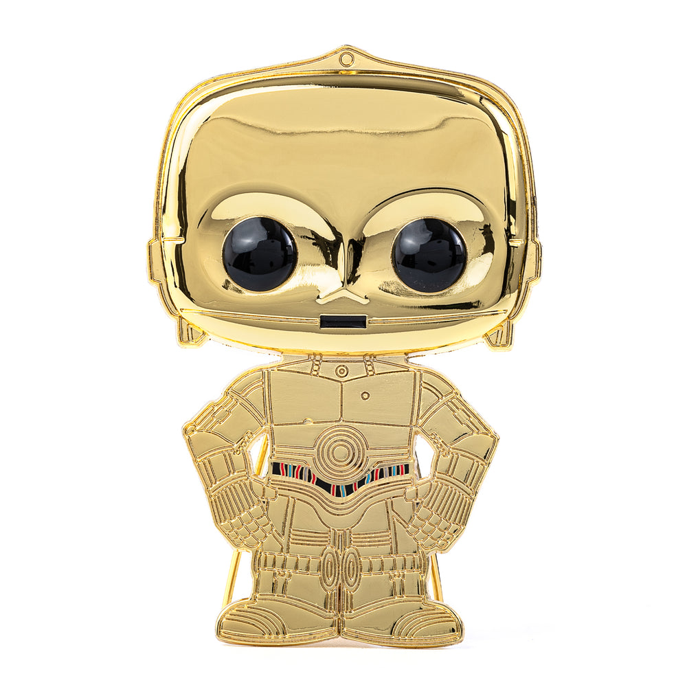 Star Wars C-3PO Funko Pop! Pin-zoom