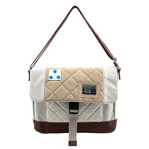 Happy Anniversary Messenger Bag Personalized