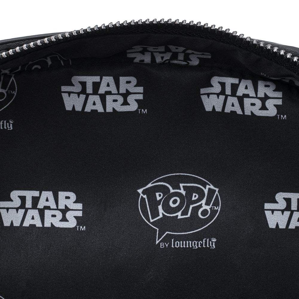 POP By LF X Star Wars Darth Vader Pin Trader Crossbody Bag-zoom