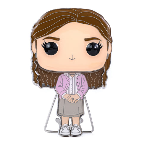 The Office Pam Beesly Funko Pop! Pin
