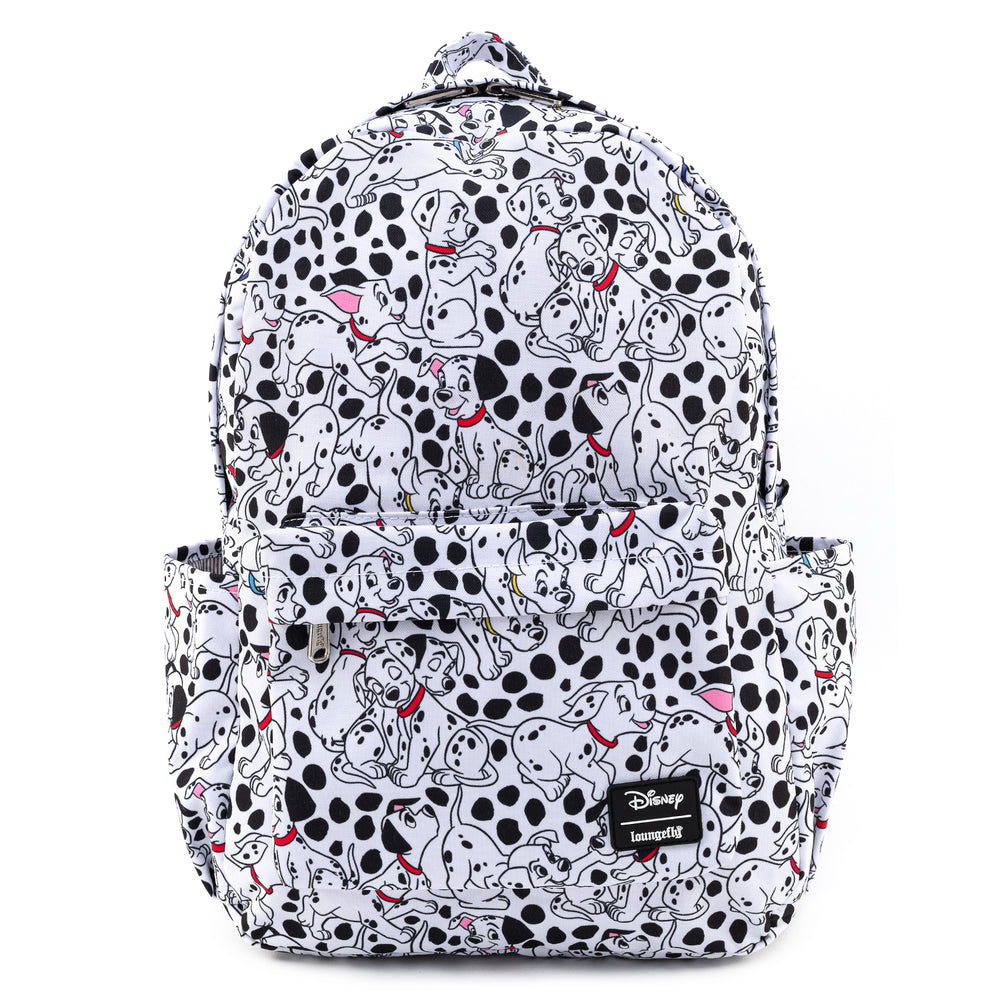 Loungefly X Disney 101 Dalmations AOP Nylon Backpack-zoom