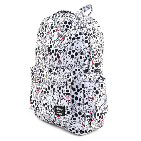Loungefly X Disney 101 Dalmations AOP Nylon Backpack