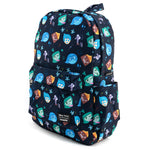 Loungefly X Pixar Inside Out Emotions AOP Nylon Backpack
