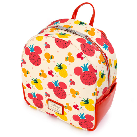 Loungefly X Disney Mickey Mouse Fruits Mini Backpack