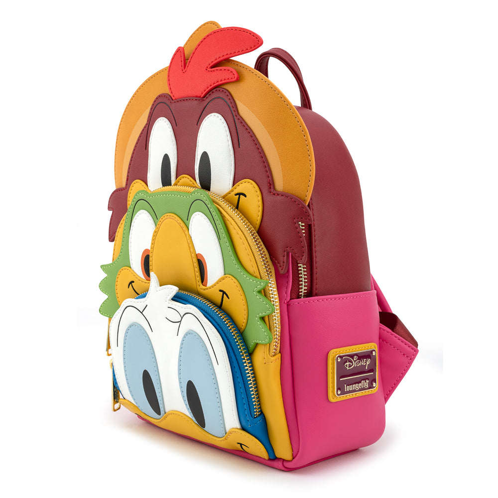 Disney The Three Caballeros Mini Backpack-zoom