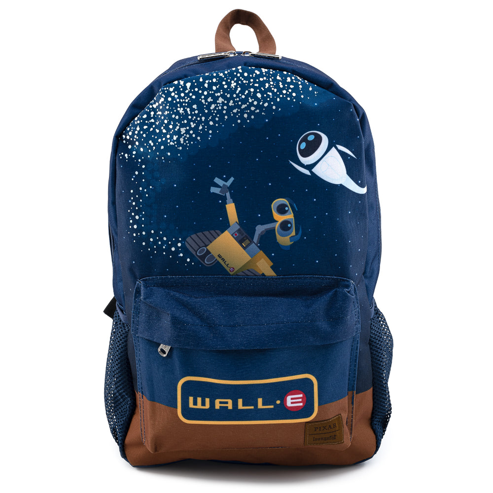 Loungefly X Disney Wall-E Galaxy Nylon Backpack-zoom