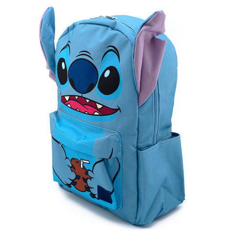 Disney Lilo and Stitch Stitch Coconut Cosplay Nylon Backpack