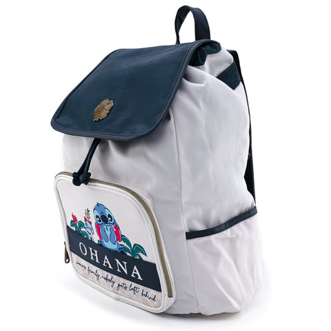 Disney Lilo and Stitch Ohana Slouch Backpack