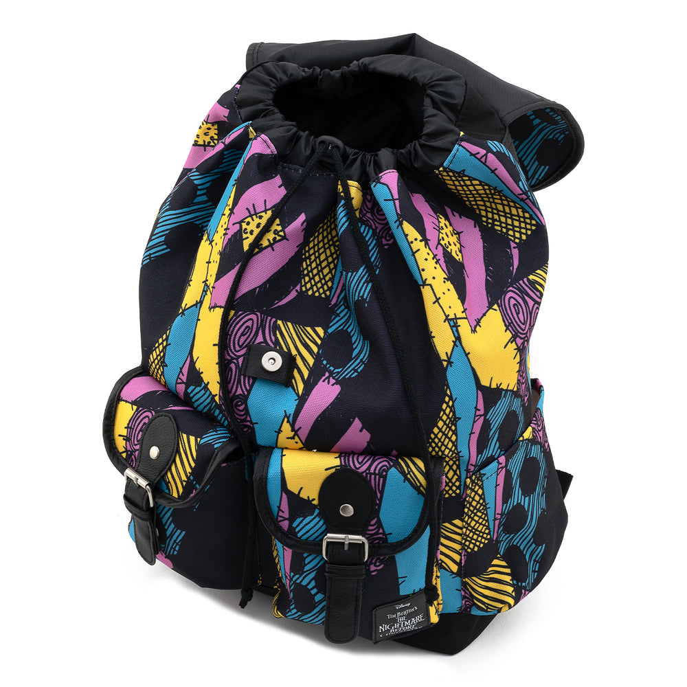 Loungefly X Disney The Nightmare Before Christmas Sally Slouch Backpack-zoom