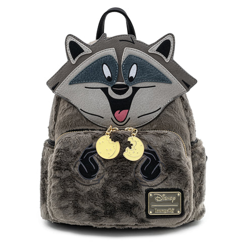Loungefly X Disney Pocahontas Meeko Cosplay Mini Backpack