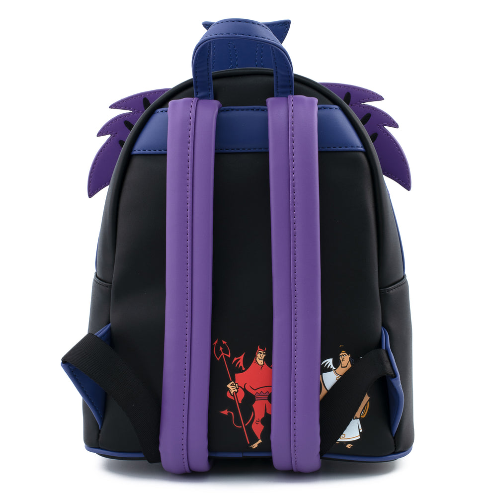 Disney Emperor's New Groove Yzma Cosplay Mini Backpack-zoom