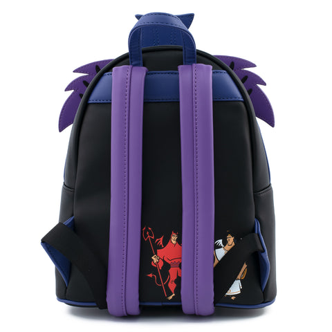 Disney Emperor's New Groove Yzma Cosplay Mini Backpack