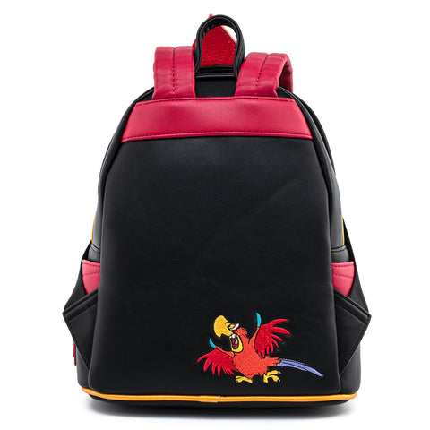 Disney Aladdin Jafar Cosplay Mini Backpack