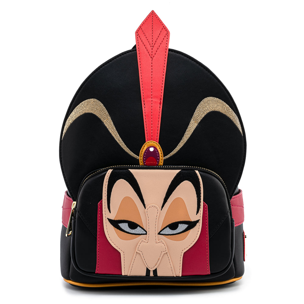 Disney Aladdin Jafar Cosplay Mini Backpack-zoom
