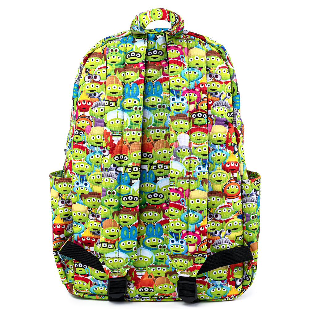 Pixar Toy Story Alien Outfits Nylon Backpack-zoom
