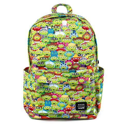 Pixar Toy Story Alien Outfits AOP Nylon Backpack