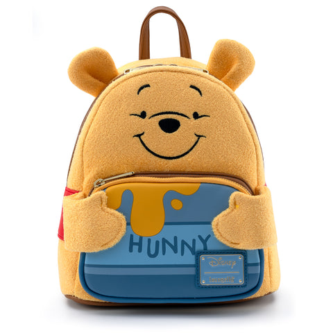 Loungefly X Disney Winnie The Pooh Felt Honey Tummy Mini Backpack