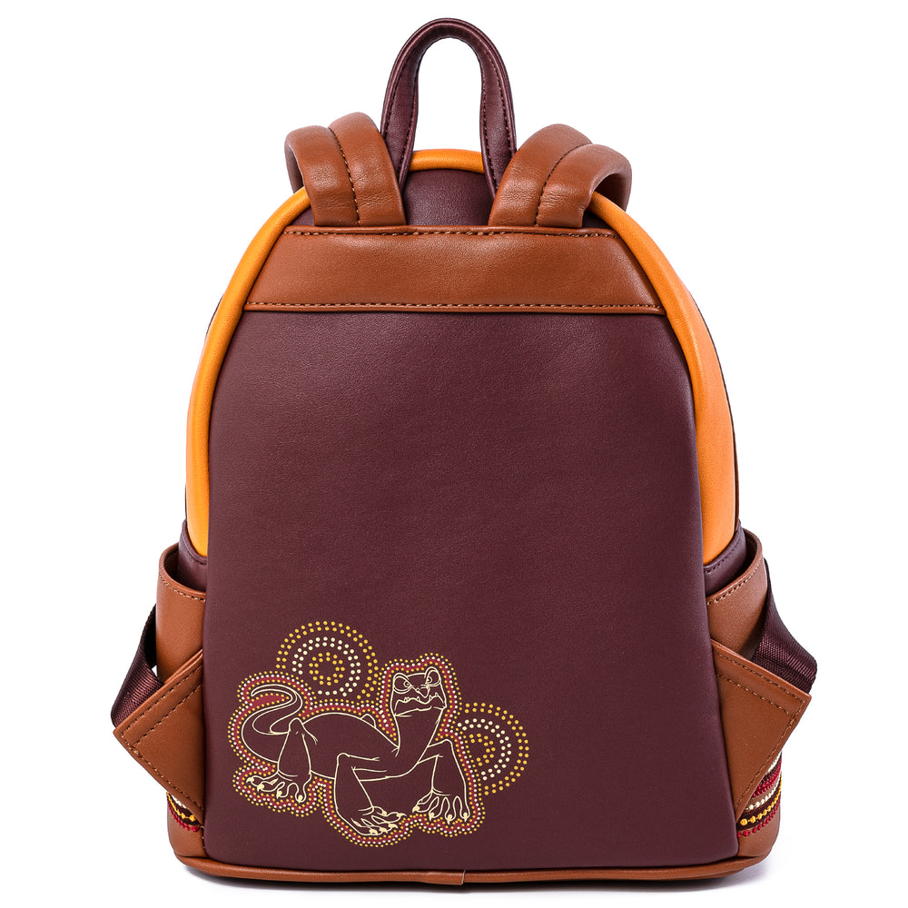Disney Rescuers Down Under Mini Backpack-zoom