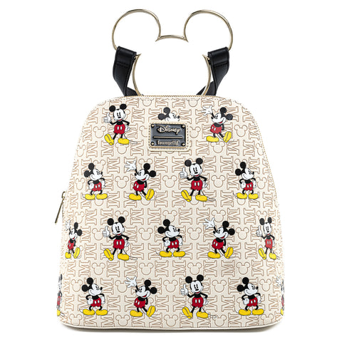 Disney Mickey Mouse Hardware AOP Backpack
