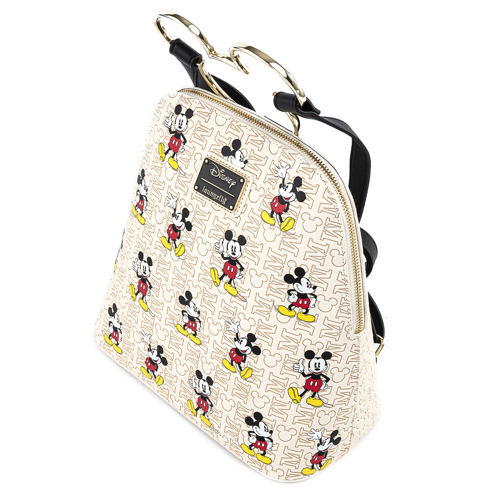 Disney Mickey Mouse Hardware AOP Backpack-zoom