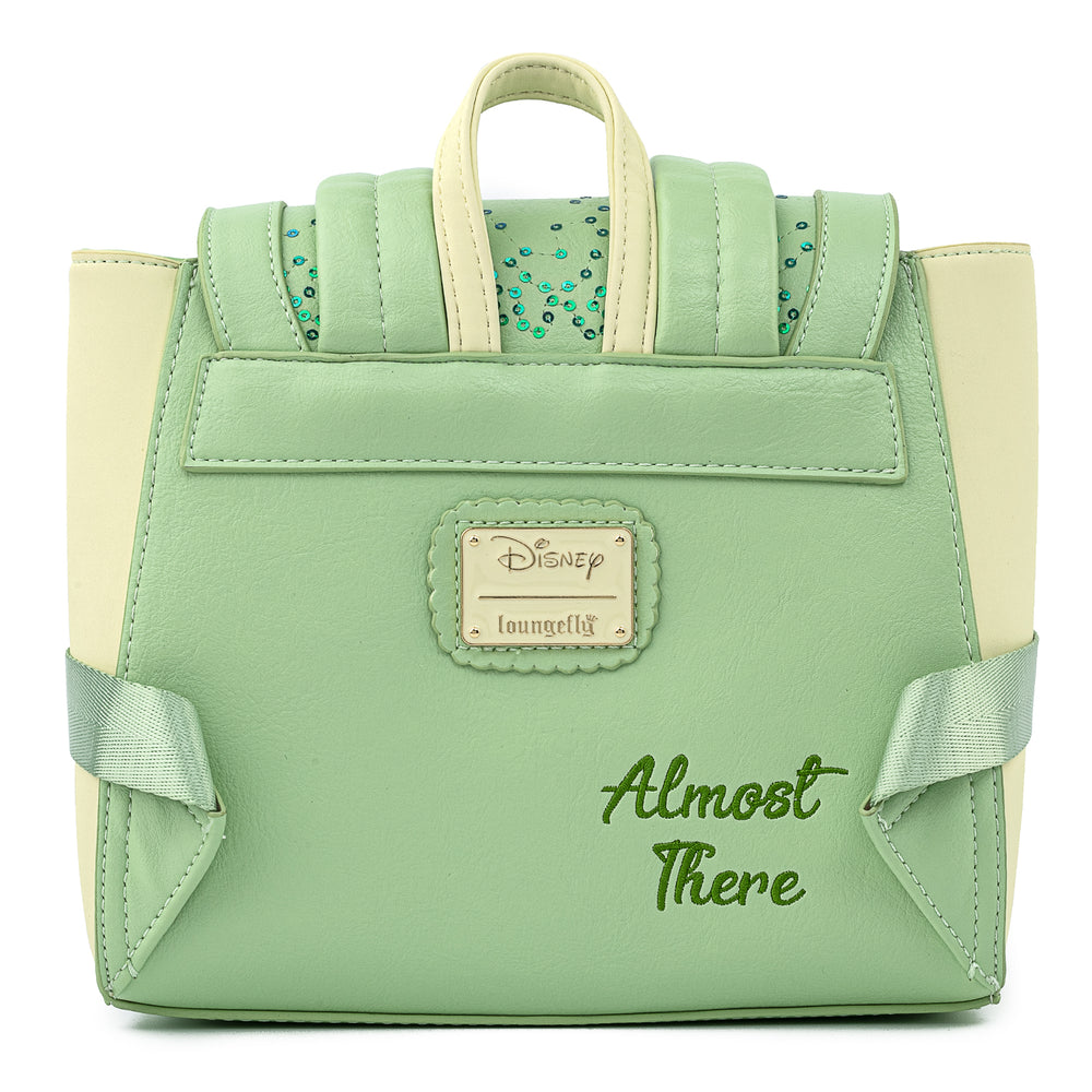 Disney Princess & the Frog Tiana Cosplay Mini Backpack-zoom