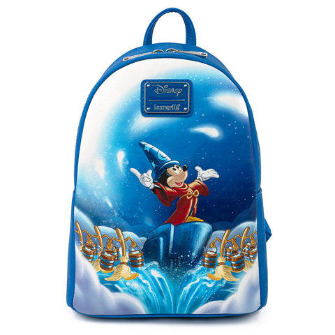 Disney Fantasia Sorcerer Mickey Mouse Mini Backpack