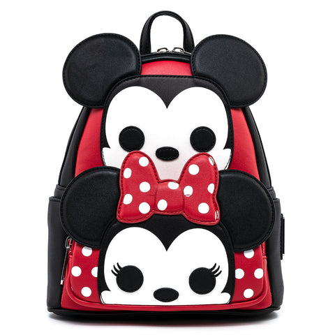 Funko Pop! by Loungefly Mickey & Minnie Mouse Cosplay Mini Backpack