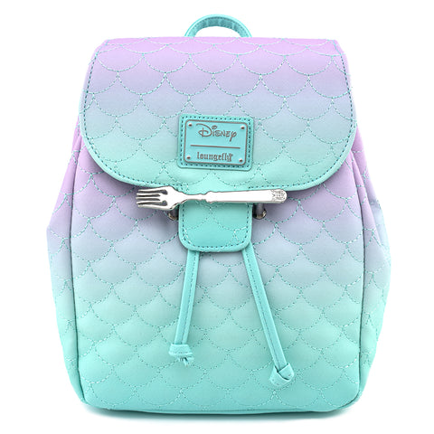 Disney The Little Mermaid Ombre Mini Backpack