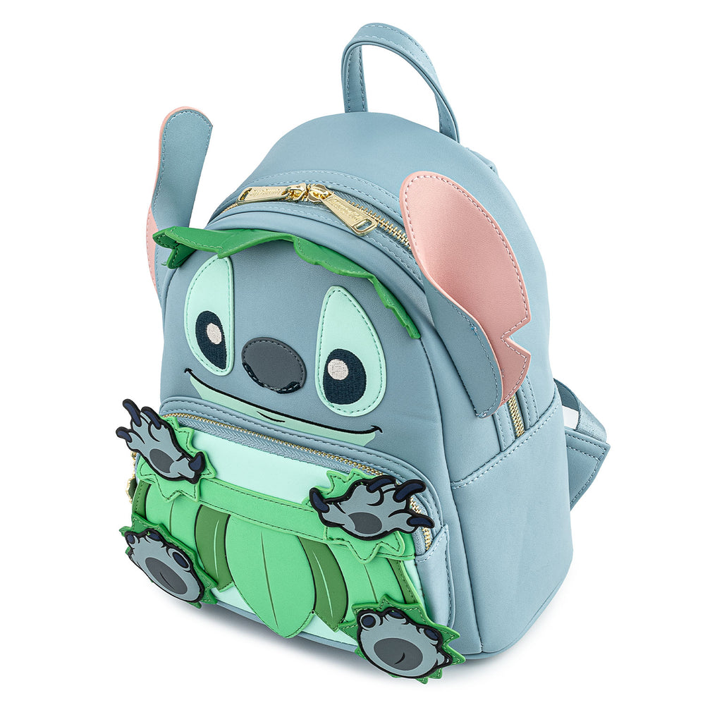 Disney Lilo & Stitch Hula Cosplay Mini Backpack-zoom