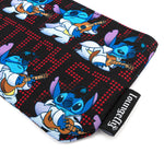 Loungefly X Disney Lilo and Stitch Elvis Stitch Nylon Pouch