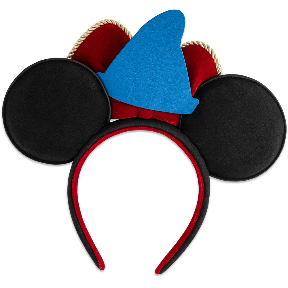 Disney Fantasia Sorcerer Mickey Mouse Ears Headband-zoom