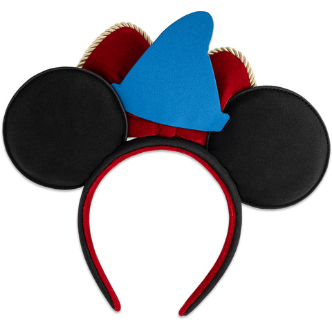 Disney Fantasia Sorcerer Mickey Mouse Ears Headband