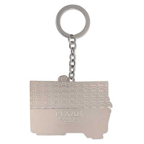 Pixar Inside Out Group Enamel Keychain