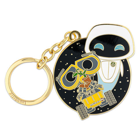 Funko Pop! by Loungefly Pixar Wall-E Enamel Keychain Front View