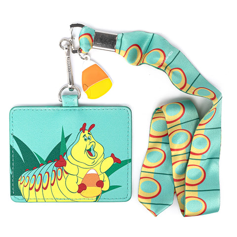 Pixar A Bug's Life Heimlich Lanyard with Cardholder