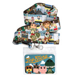 Funko Pop! by Loungefly Pixar Toy Story Lanyard with Cardholder & 4 Enamel Pins