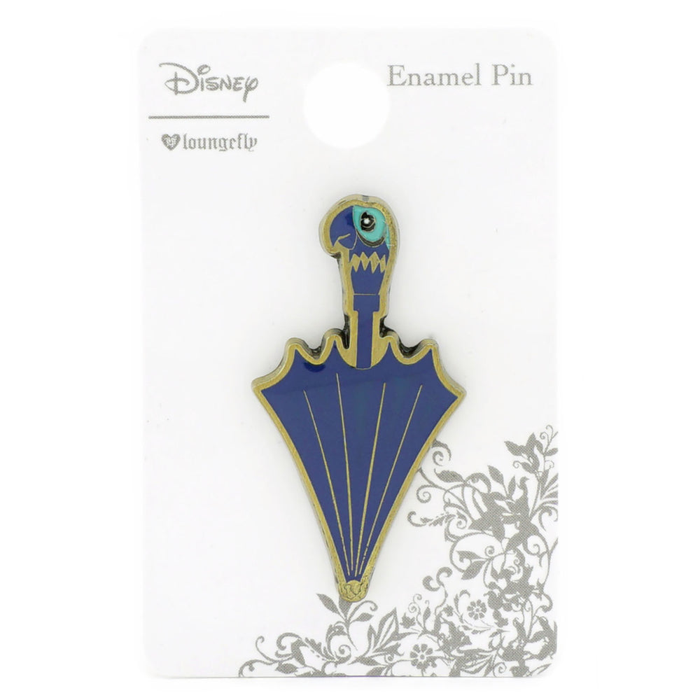 Loungefly X Disney Mary Poppins Umbrella Enamel Pin-zoom
