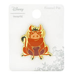 Loungefly X Disney The Lion King Pumbaa Soft Enamel Pin