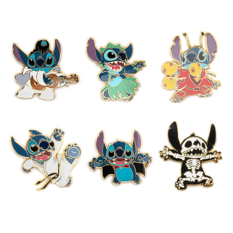 Loungefly X Disney Lilo and Stitch Blind Box Pin
