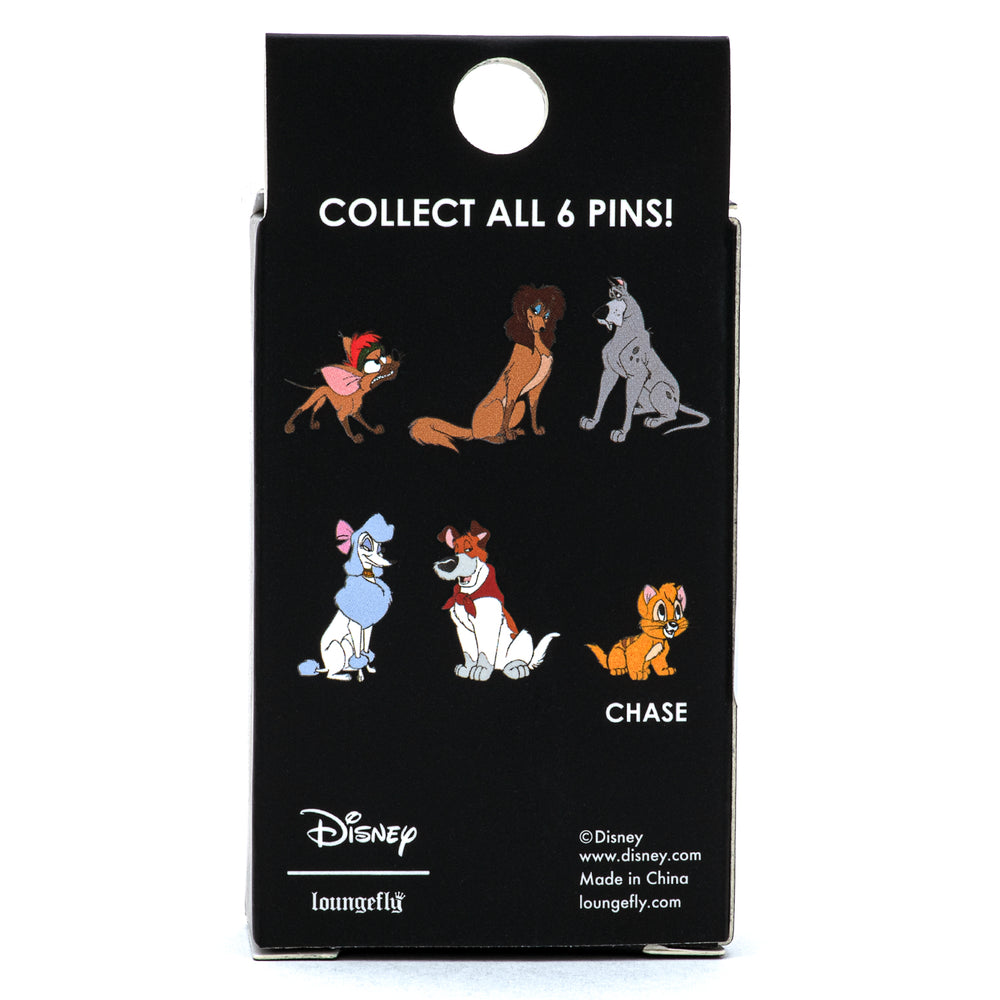Loungefly X Disney Oliver and Company Blind Box Hard Enamel Pin-zoom